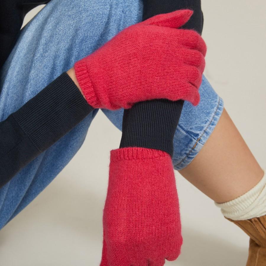 Cashmere gloves - Galene