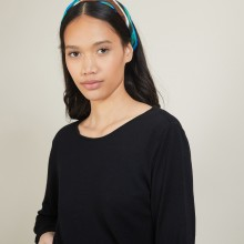Pull col rond 100% Laine - Betina