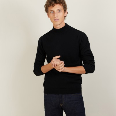 Cashmere high neck sweater - Balzan