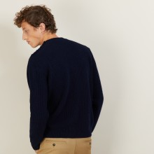 Wool and Alpaca sweater- LEWIS