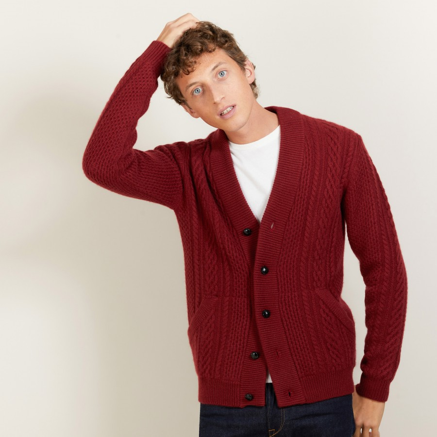 Cashmere cardigan - LONDON