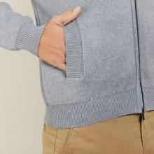Veste en coton cachemire - LISBONNE