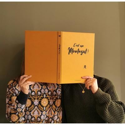 C'est un Montagut - le livre