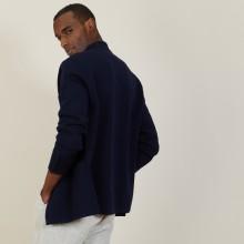 Blazer à poches en coton - Bacari 7240 marine - 05 Bleu marine
