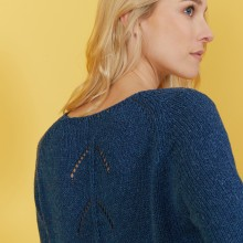 Braga- silk and wool sweater
