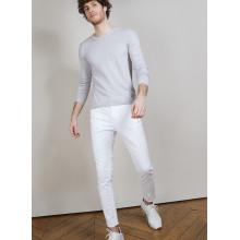 Round-neck wool sweater - Bardem