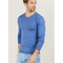 Long sleeves crew neck sweater Frederic