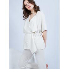 Sleeveless kimono cardigan – Harriet