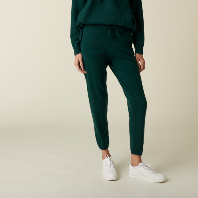 Cashmere pocket trousers - Adia