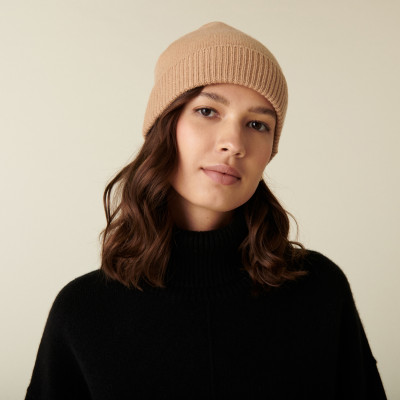 Unisex cashmere beanie - Arto