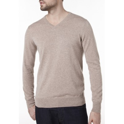 V-neck pullover made of cashmere Villy
