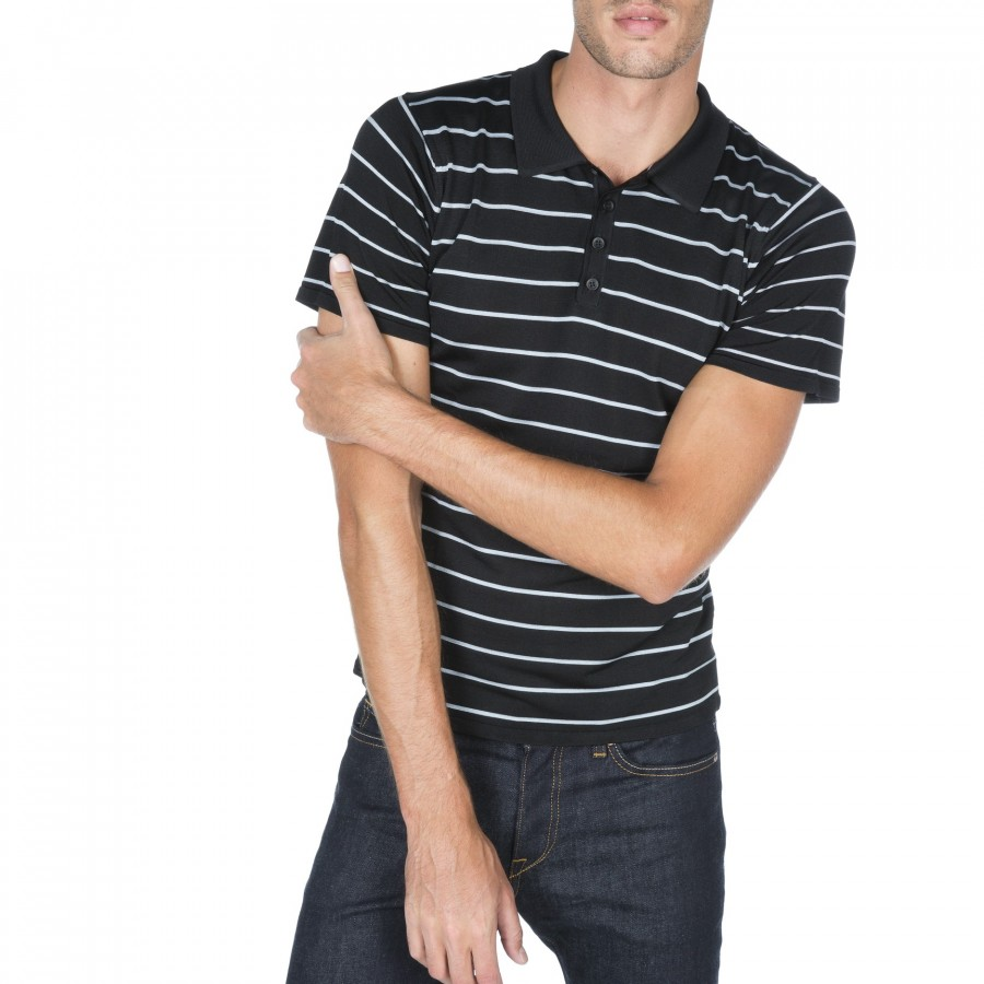 Striped Polo Shirt Gaston