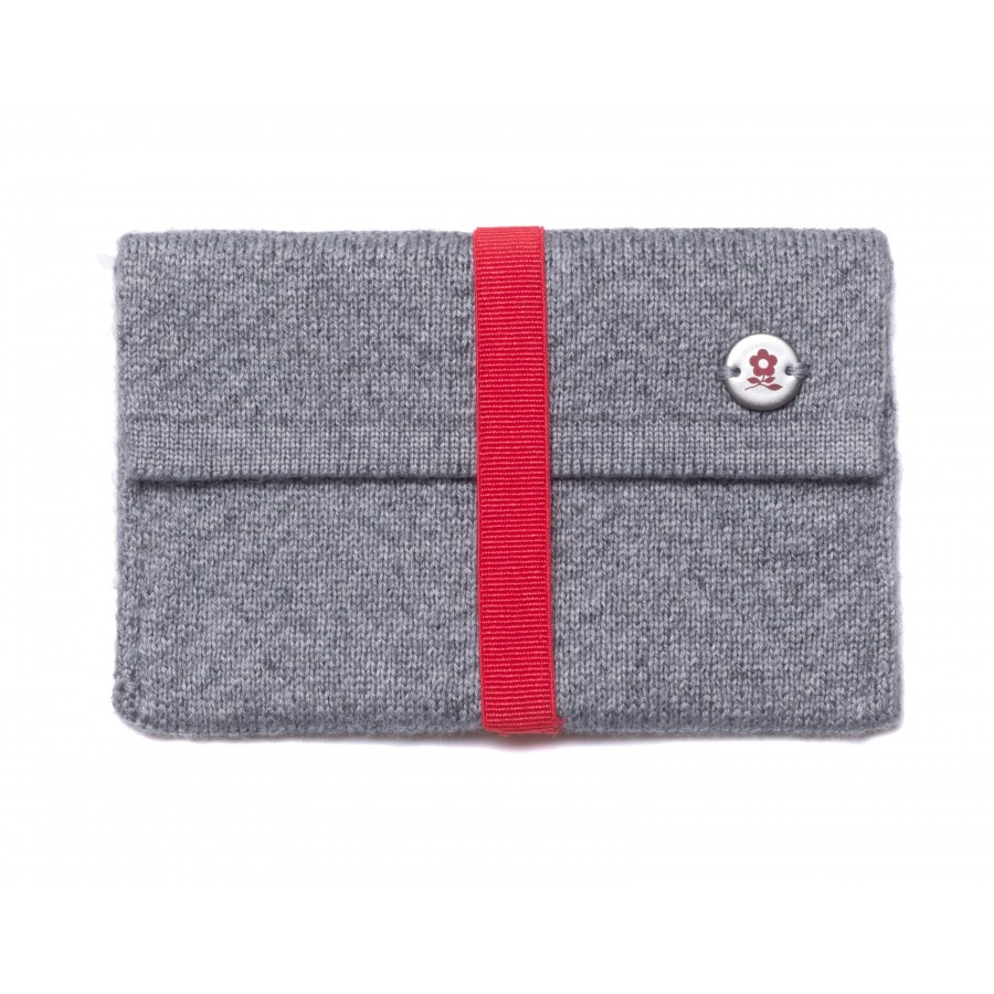Card-holder cotton cashmere Montagut