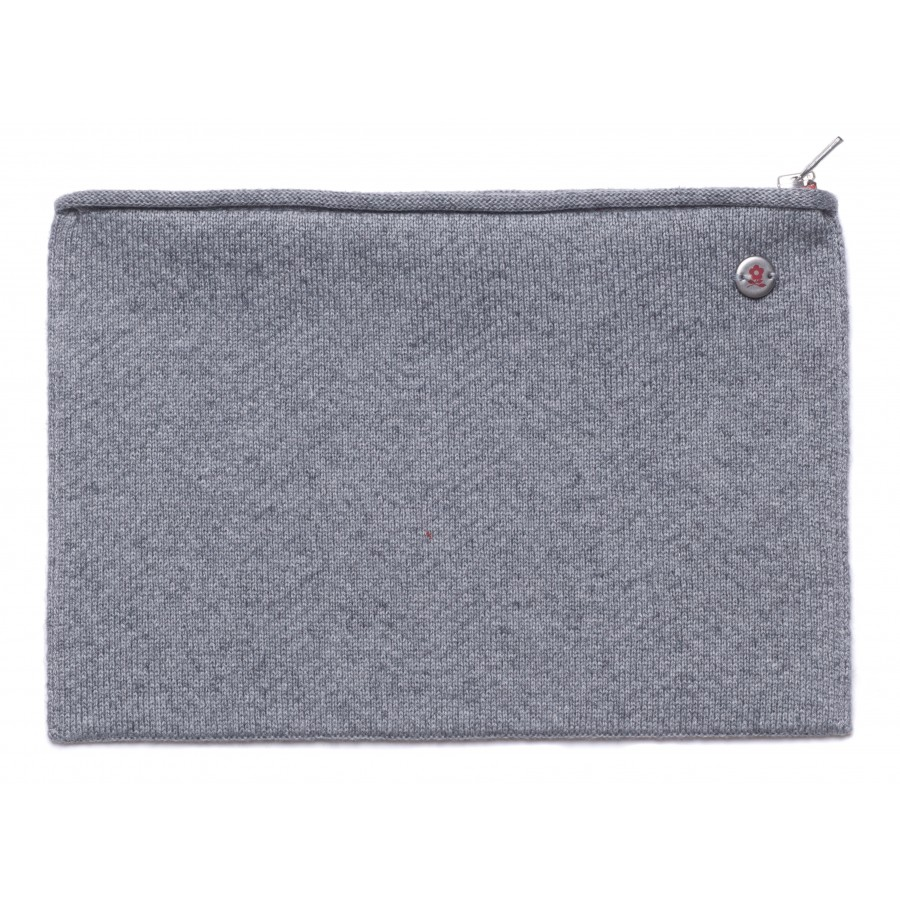 Smal case made of cotton and cashmere Montagut