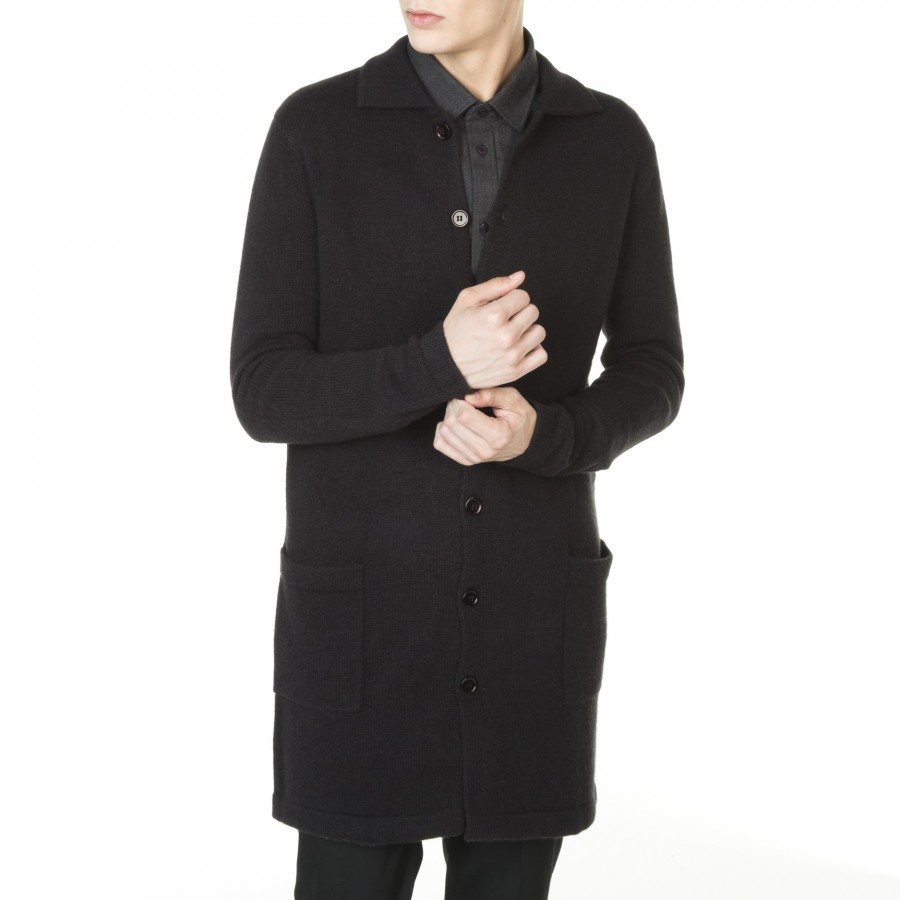 Cashmere men's jacket Jeff