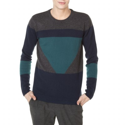 Round neck cashmere sweater for men Jorris