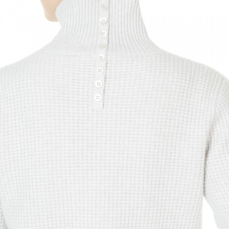 A cashmere sweater for women with a collar Jaya 96272cbc0