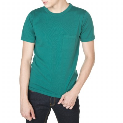 Short sleeve round neck T-shirt Duncan