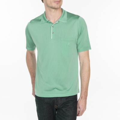 Short Sleeve Polo Shirt Lucère