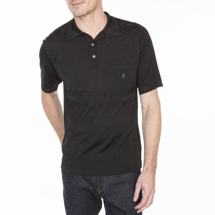 Polo Shirt Fil Lumière Louis-Eugène
