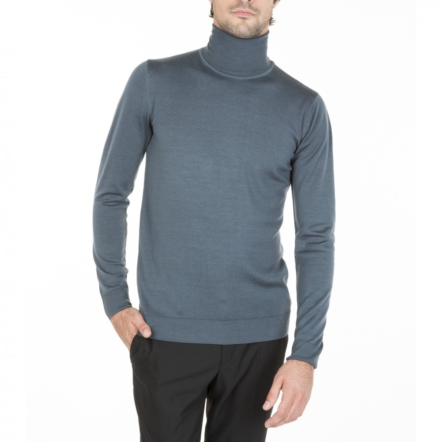 Woolen turtleneck sweater Emile