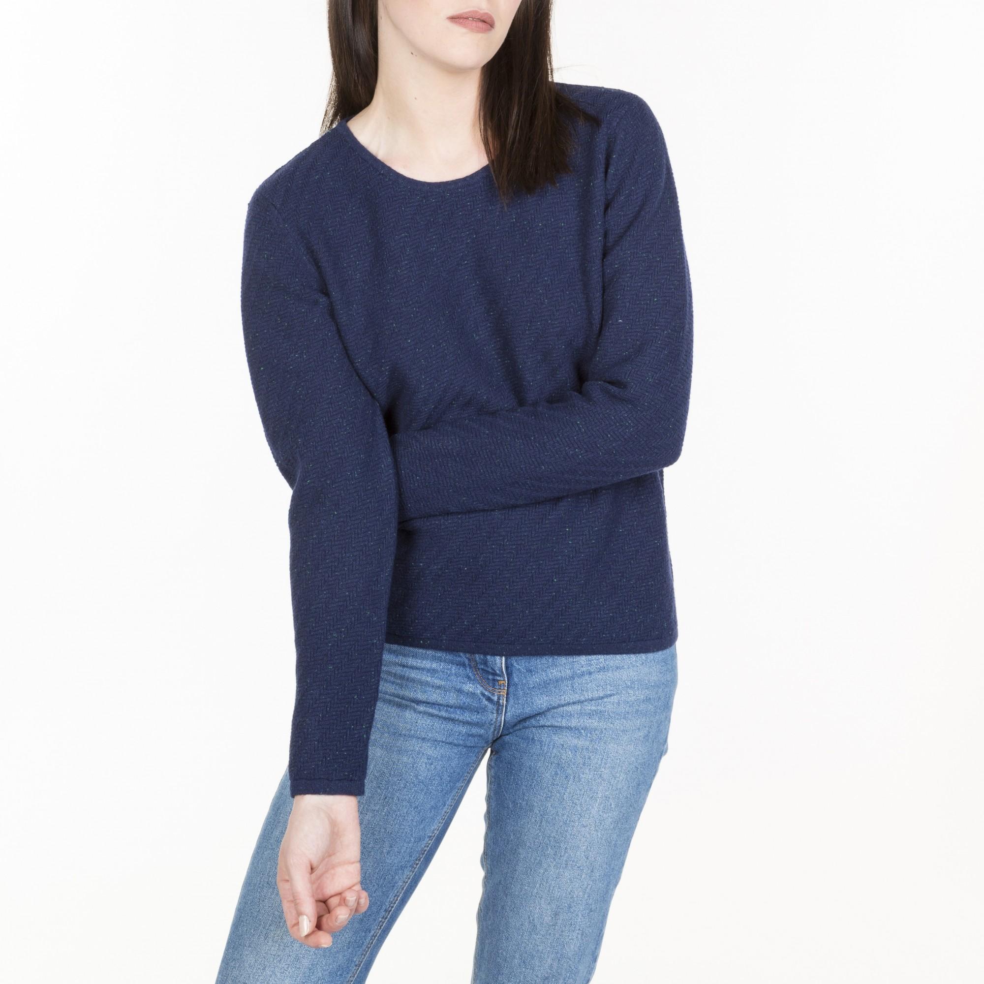 Spotted Fancy Sweater Muriel Maison Montagut