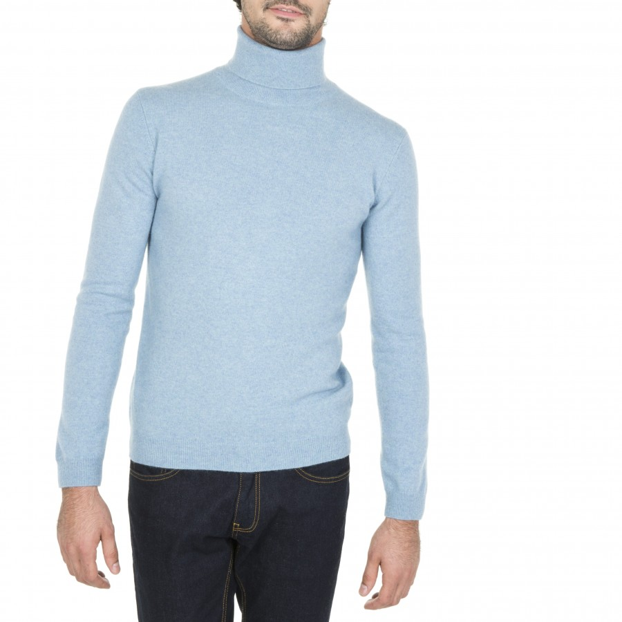 Turtleneck cashmere sweater Elian