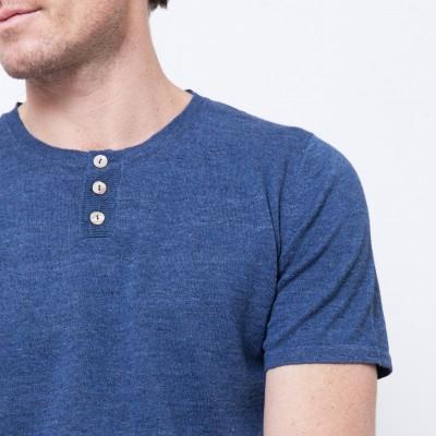 T-shirt en lin et coton Betty