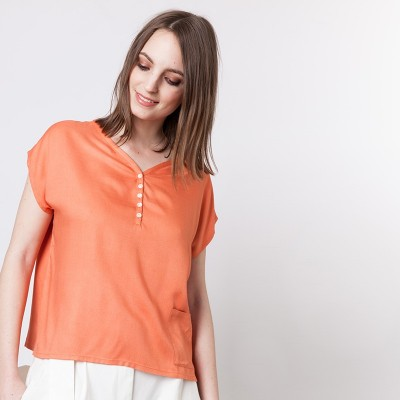 Viscose blouse Alix