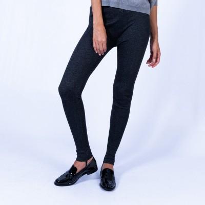 Woolen stirrup trousers — Gita