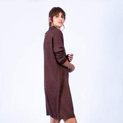 Robe ample avec col montant - Grazia