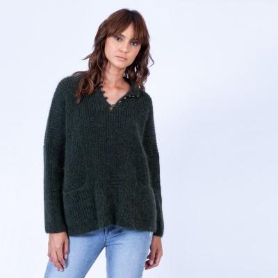 Mohair sweatshirt — Gandi