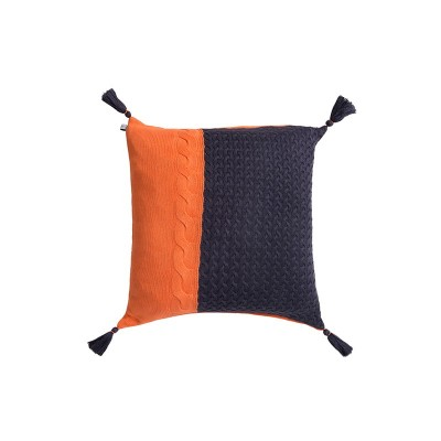 Bamboo cashmere cushion cover - Ivoire