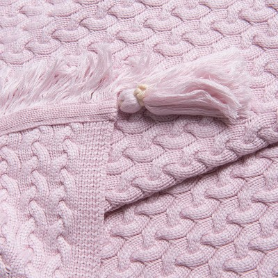 Bamboo cashmere throw - Ines