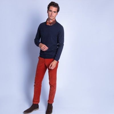 Timeless cashmere sweater - Faustin