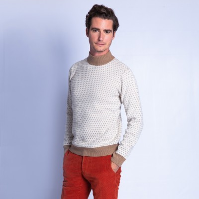 4-ply cashmere jumpeer - Filibert