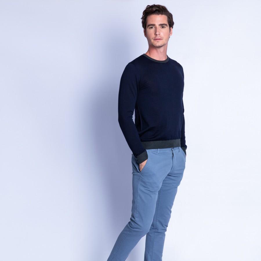 Merino wool jumper - Florentin
