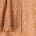 Cardigan en mohair - Eden 6349 camel - 46 marron clair