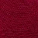 Béret en laine mérinos - Edgard 6384 rouge cerise - 20 rouge foncé