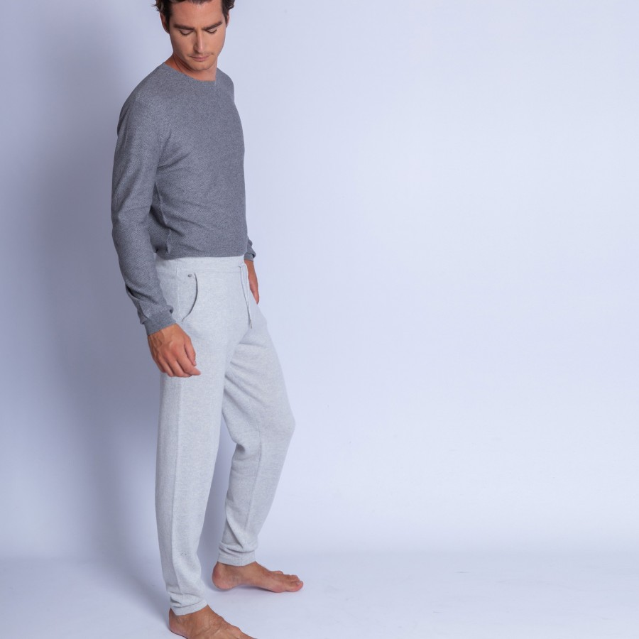 Cashmere trousers – Harvey