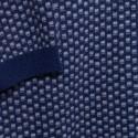 Pull manches froncées en cachemire light - Emilie 6315 marine glace - 05 bleu marine