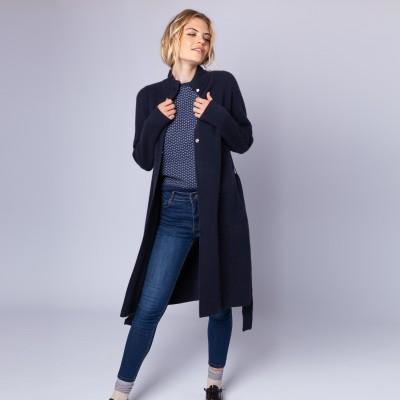 Manteau en cachemire - Erine