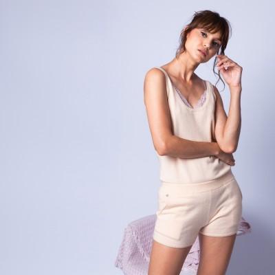 Cashmere shorts - Hayo