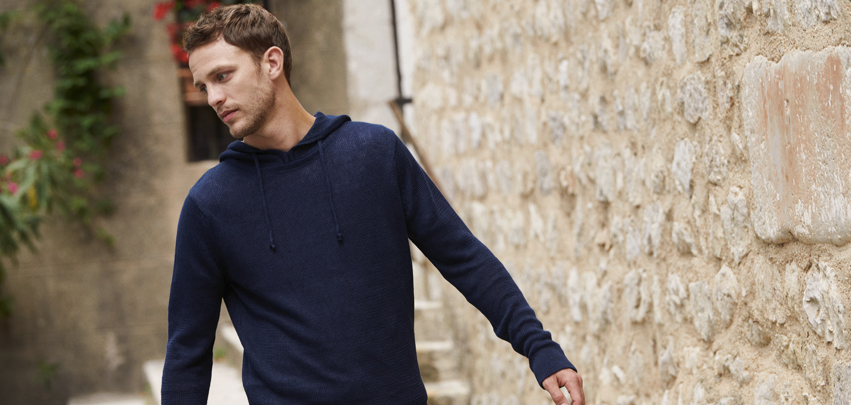 vêtements homme Maison Montagut