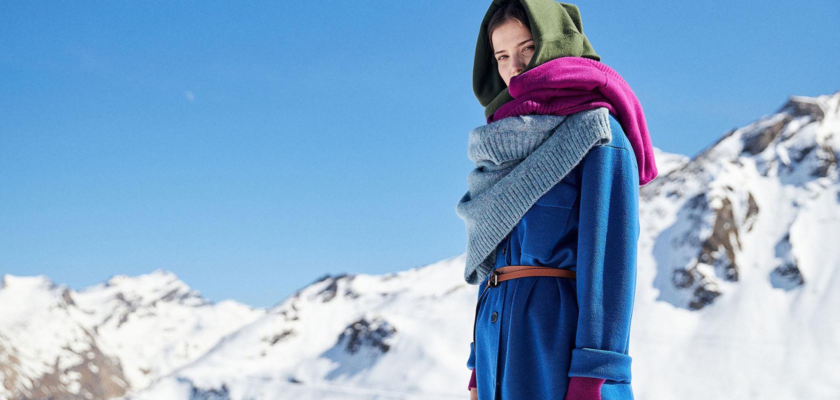 clothing accessoires femme Maison Montagut