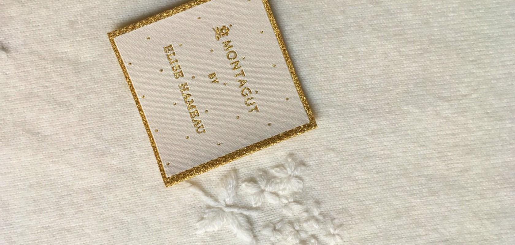 clothing capsule collection elise hameau Maison Montagut