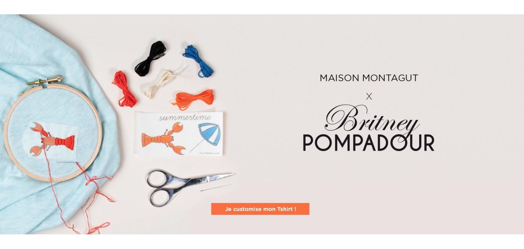 clothing embroidery Maison Montagut