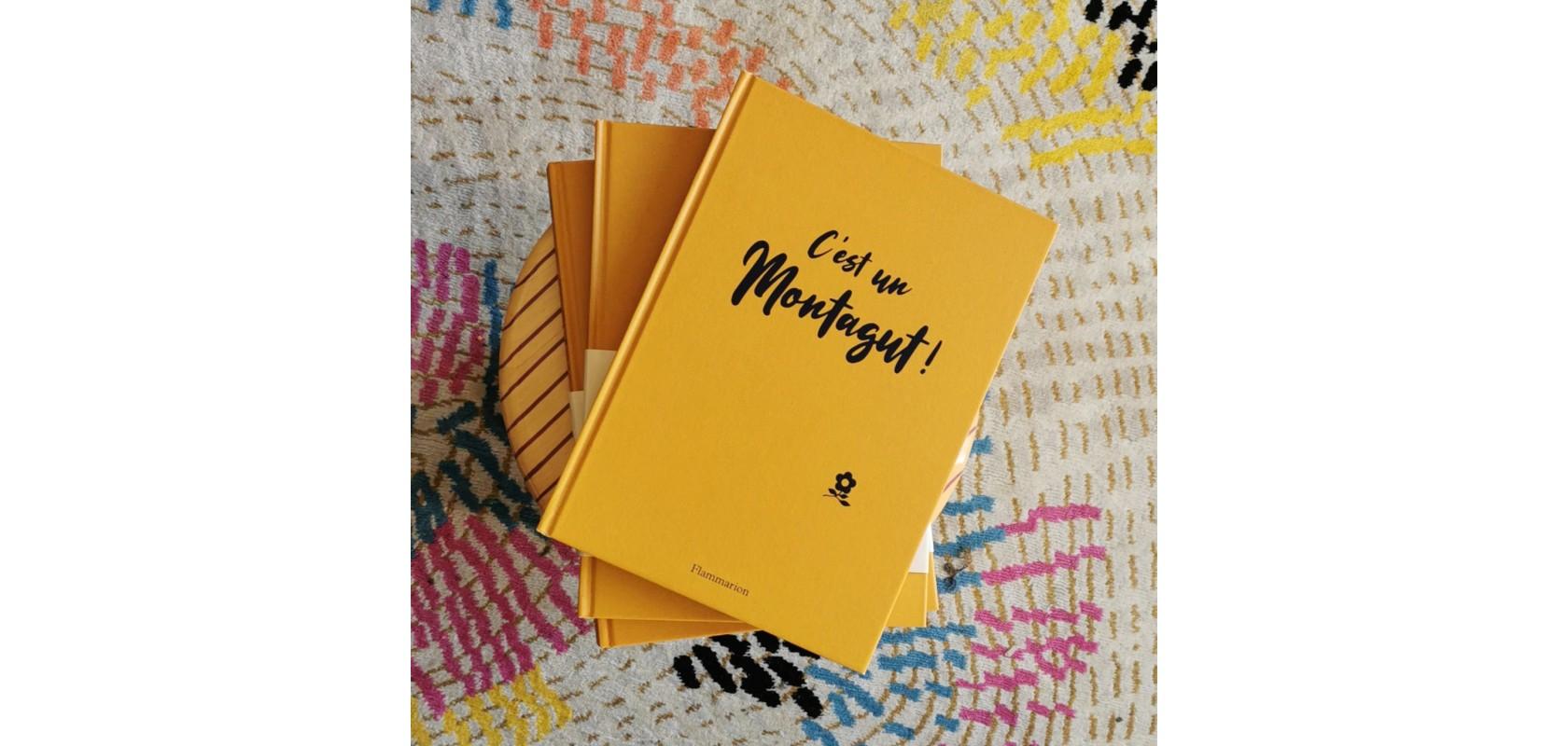 clothing the book it's a montagut Maison Montagut