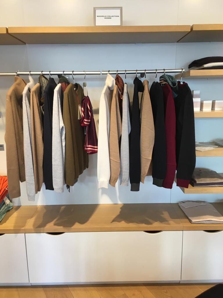 Maison Montagut shop ready-to-wear Dinard