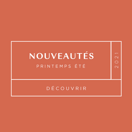 nouvelle collection printemps été 2021
